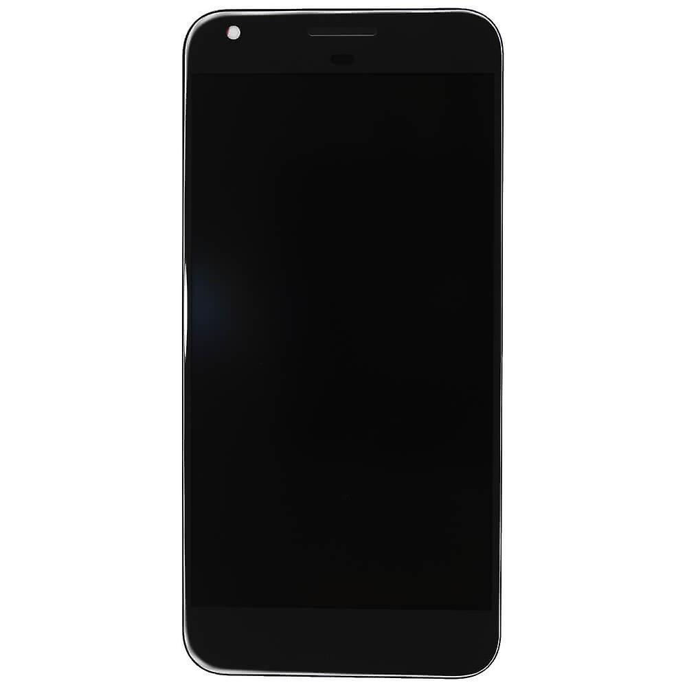 Genuine Google Pixel XL - LCD Screen & Digitizer - noir - 83H90205-00