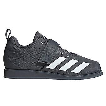 Adidas Powerlift 4 Mens volwassen Gewichtheffen Powerlifting schoen grijs