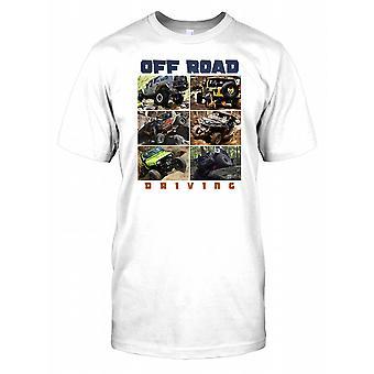 Off Road kørsel - 4 Wheel Drive børn T Shirt