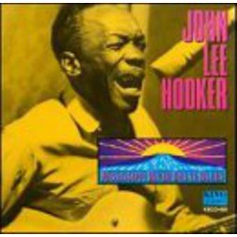 John Lee Hooker - Miss elven Delta Blu [DVD] USA import