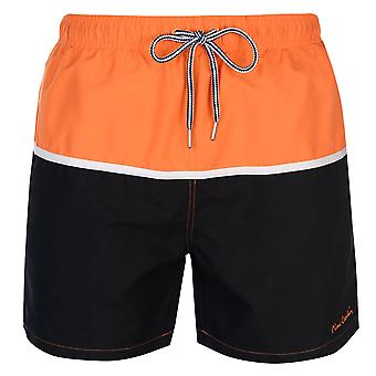 Pierre Cardin Mens Panel Swim Shorts