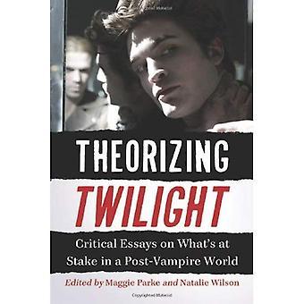 Teoretisering Twilight