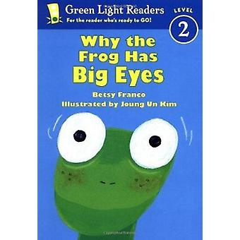 Why the Frog Has Big Eyes by Franco - Betsy/ Kim - Joung UN (ILT) - 9