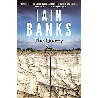 The Quarry by Iain M Banks - 9780316281836 Book