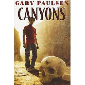Canyons by Gary Paulsen - 9780385742344 Book