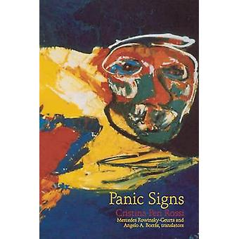 Panic Signs by Cristina Peri Rossi - Mercedes Rowinsky-Geurts - Angel