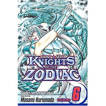 Knights of the Zodiac (Saint Seiya) - Vol. 6 by Masami Kurumada - Mas
