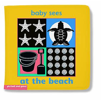 Baby Sees on the Beach by Chez Picthall - 9781905503377 Book