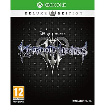 Kingdom Hearts 3 Deluxe Edition Xbox One Game