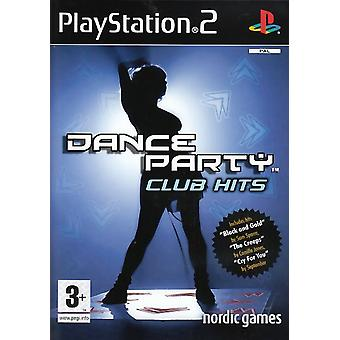 Dance Party Club Hits - Playstation 2