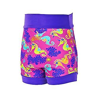 Zoggs Sea Unicorn Swimsure Nappy Swimwear For Girls