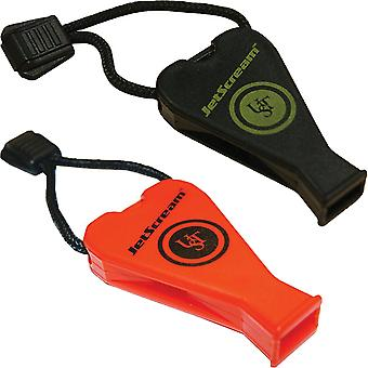 UST Jet Scream Durable Pealess Floating Whistle