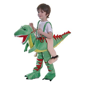 Bristol Novelty Childrens/Kids Riding Dinosaur Costume