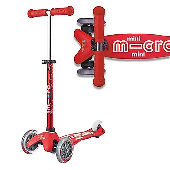 Micro Mini Deluxe Children's Scooter Red
