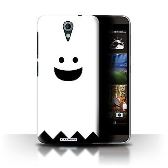 STUFF4 Case/Cover for HTC Desire 820 Mini/Ghost/Halloween Character