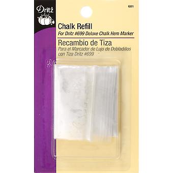 Chalk Refill-White 681