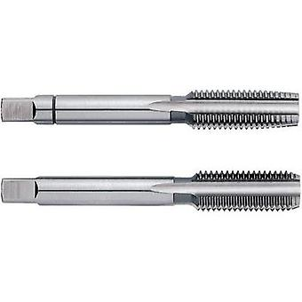Hand tap set 2-piece metric (precision) Mf32 1.5
