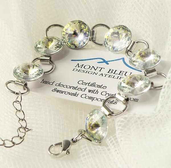 Crystal Aurora Boreale crystals bracelet BMB 2.6