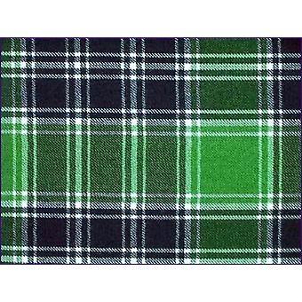 MacDonald Lord of the Isles Green, Modern - Pure Wool Tartan