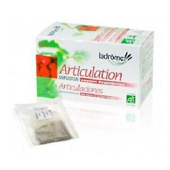 Ladrôme Infusion  Articulation  Raspberry, 20 sachets