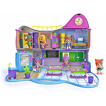 Pinypon Institute (Toys , Dolls And Accesories , Miniature Toys , Stages)