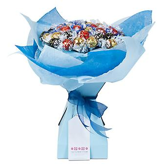 Little Boy Blue Chocolate Bouquet - Extra Large