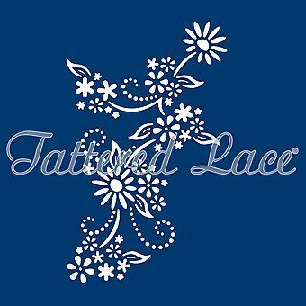 Tattered Lace Delicate Detail Flourish Die