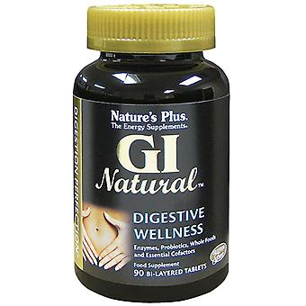 Natures Plus GI Natural Bi-Layered Tablets