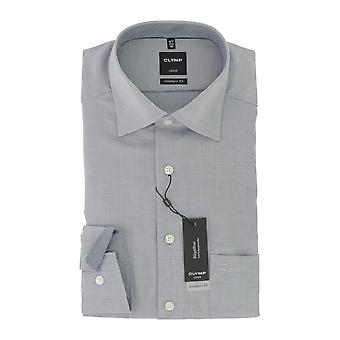 Olympus Luxor mens shirt marine moderne fit Kent collier non ferreux Gr. 41