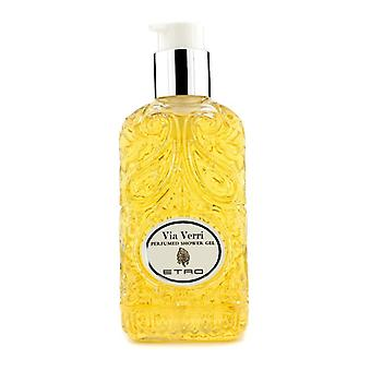 Etro Via Verri perfumado Gel de ducha 250ml / 8.25 oz