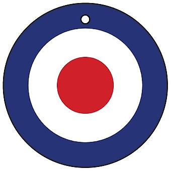 British Raf Air Force Roundel Car Air Freshener