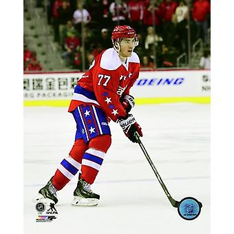 TJ Oshie 2016-17 Action Photo Print