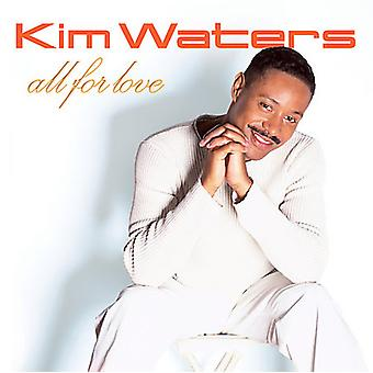 Kim Waters - All for Love [CD] USA import