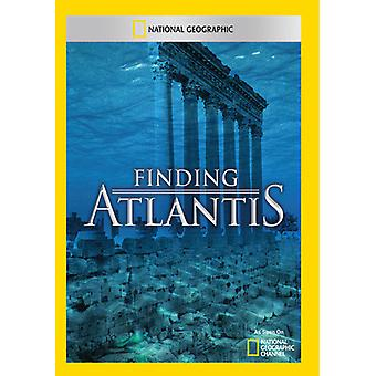Suche nach Atlantis [DVD] USA import