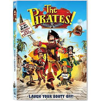 Pirates! Band of Misfits [DVD] USA import