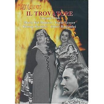 G. Verdi - Trovatore komplet Opera [DVD] USA import