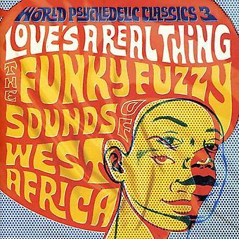Verden psykedelisk - Vol. 3-verden psykedelisk [CD] USA importerer