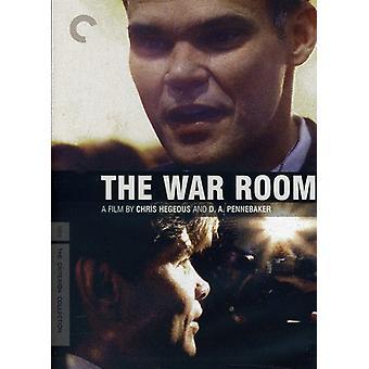 War Room [DVD] USA importieren