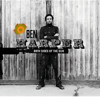 Ben Harper - begge sider af pistol [CD] USA importen