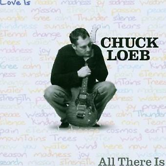 Chuck Loeb - Love Is All There Is [CD] USA import