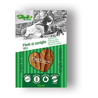 Silpet Rabbit Fillets (Dogs , Treats , Eco Products)