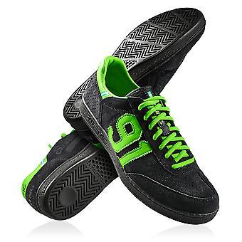 Salming men's handball-Torwartschuh NinetyOne black - 1234070-0166