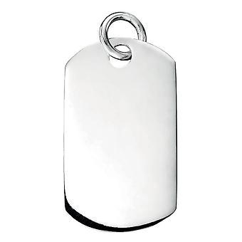 925 Silver Necklace Identity