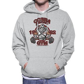 Cobra kommando Gym GI Joe Storm Shadow mænds hættetrøje