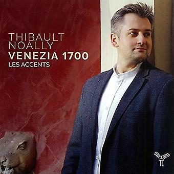 Thibault Noally - Venezia 1700 [CD] USA importerer