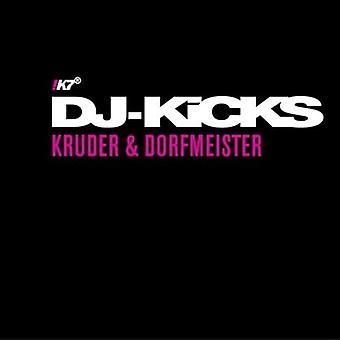 Kruder & Dorfmeister - DJ-spark [CD] USA import
