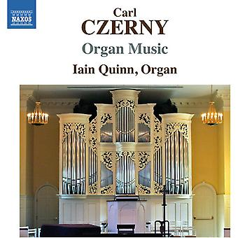 Czerny / Quinn - Orgel musik [CD] USA import