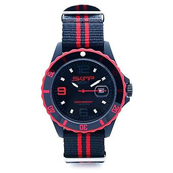 Skimp  Watch Courageuse Red (Fashion accesories , Watches , Analog)
