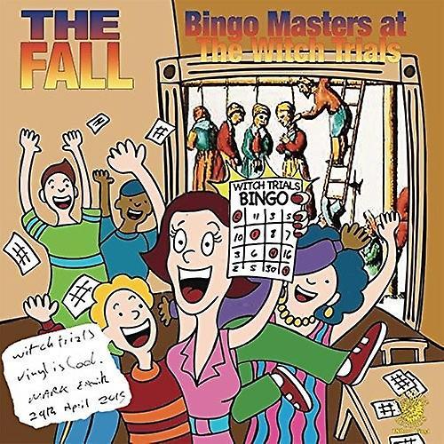 Efterår - Bingo Masters på heksen forsøg [CD] USA importen