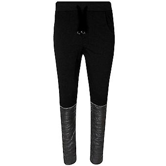 Tazzio fashion sweatpants pants men's sweatpants black